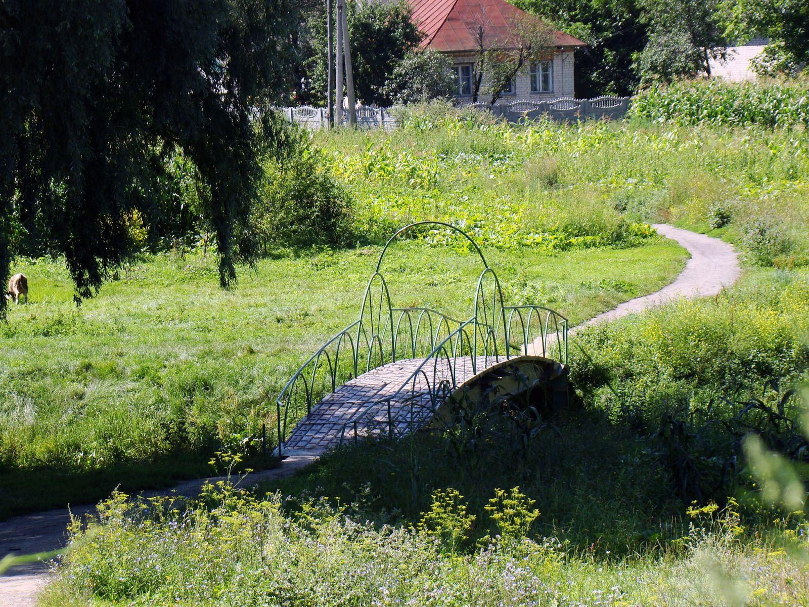 Мост через Остер